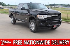 New 2019 Ram 2500 BIG HORN CREW CAB 4X4 6'4 BOX Crew Cab 3C6UR5DJ3KG512770 9D715 in Longview, TX