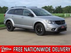 New 2018 Dodge Journey SXT Sport Utility in Longview, TX