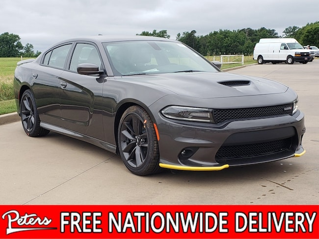 New 2019 Dodge Charger GT RWD Sedan For Sale/Lease Longview TX