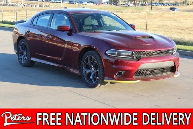 New 2019 Dodge Charger R/T RWD Sedan in Longview TX