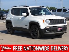 New 2018 Jeep Renegade ALTITUDE 4X2 Sport Utility in Longview, TX