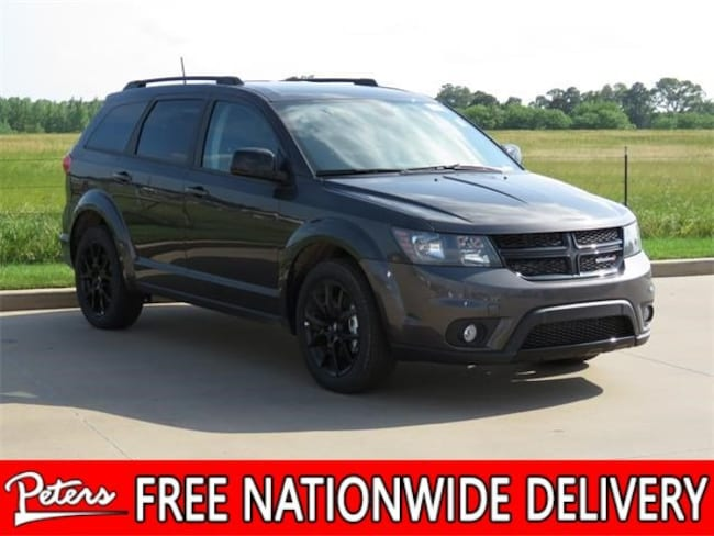 New 2018 Dodge Journey SXT Sport Utility For Sale/Lease Longview TX