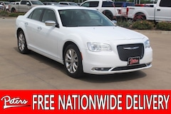 Certified Pre-Owned 2018 Chrysler 300 Limited Sedan 2C3CCAKGXJH268771 8809P in Longview, TX