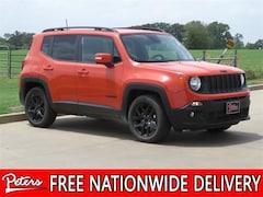 New 2018 Jeep Renegade ALTITUDE 4X2 Sport Utility in Longview, TX