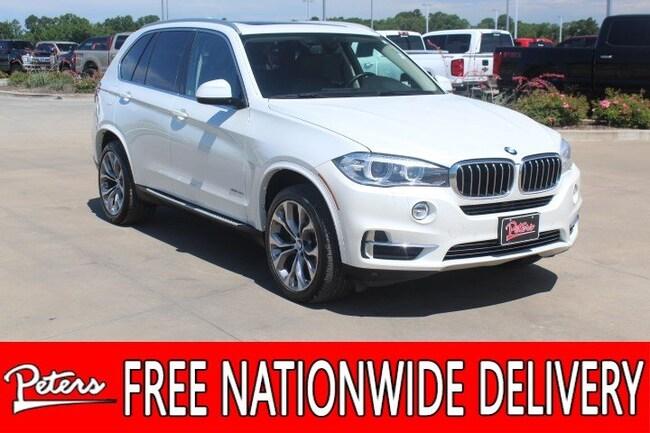 used 2014 BMW X5 xDrive35i SAV in Longview TX