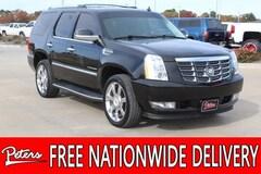 Used 2012 CADILLAC Escalade Luxury SUV 1GYS3BEF3CR241084 in Longview, TX