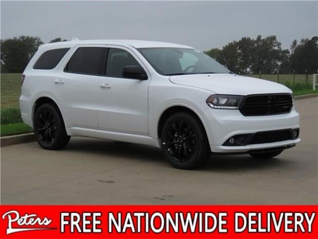 New 2019 Dodge Durango SXT PLUS RWD Sport Utility For Sale/Lease Longview TX