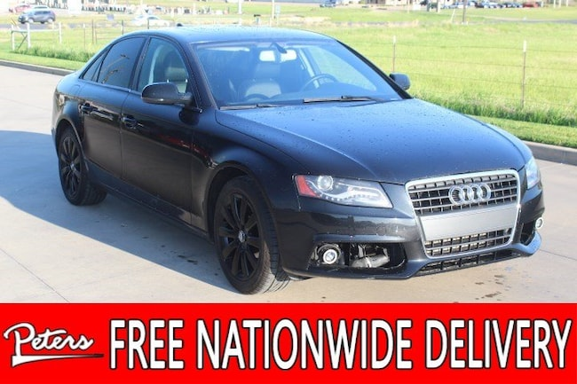 used 2011 Audi A4 2.0T Premium Sedan in Longview TX