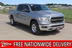 New 2019 Ram All-New 1500 BIG HORN / LONE STAR CREW CAB 4X2 5'7 BOX Crew Cab 1C6RREFT3KN828648 9D929 in Longview, TX