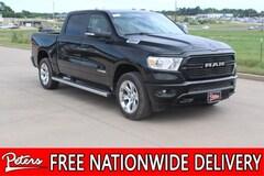 New 2019 Ram All-New 1500 BIG HORN / LONE STAR CREW CAB 4X4 5'7 BOX Crew Cab 1C6SRFFT0KN803617 9D650 in Longview, TX