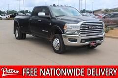 New 2019 Ram 3500 LARAMIE LONGHORN CREW CAB 4X4 8' BOX Crew Cab 3C63RRKL0KG542218 9D838 in Longview, TX