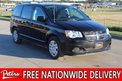 New 2019 Dodge Grand Caravan SE Passenger Van in Longview, TX
