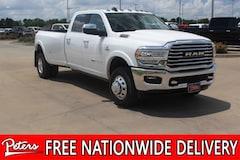 New 2019 Ram 3500 LARAMIE LONGHORN CREW CAB 4X4 8' BOX Crew Cab 3C63RRKL5KG542215 9D820 in Longview, TX