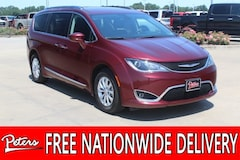 Certified Pre-Owned 2018 Chrysler Pacifica Touring L Van 2C4RC1BGXJR210630 A3918 in Longview, TX