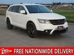 New 2018 Dodge Journey CROSSROAD Sport Utility in Longview, TX