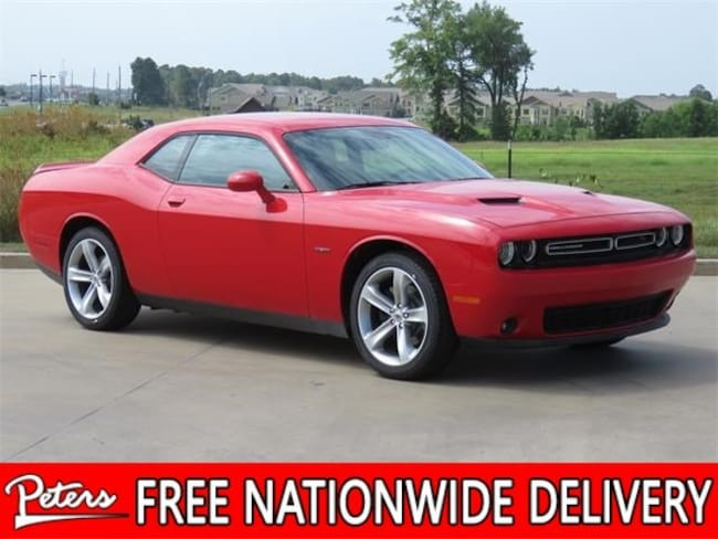 New 2018 Dodge Challenger R/T Coupe For Sale/Lease Longview TX