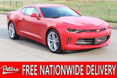Used 2017 Chevrolet Camaro 2LT Coupe 1G1FD1RS2H0125711 in Longview, TX