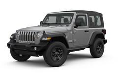 New 2019 Jeep Wrangler SPORT 4X4 Sport Utility in Longview, TX