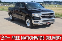 New 2019 Ram 1500 BIG HORN / LONE STAR CREW CAB 4X2 5'7 BOX Crew Cab in Longview, TX