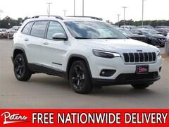 New 2019 Jeep Cherokee ALTITUDE FWD Sport Utility in Longview, TX