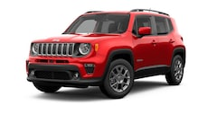 New 2019 Jeep Renegade LATITUDE FWD Sport Utility in Longview, TX