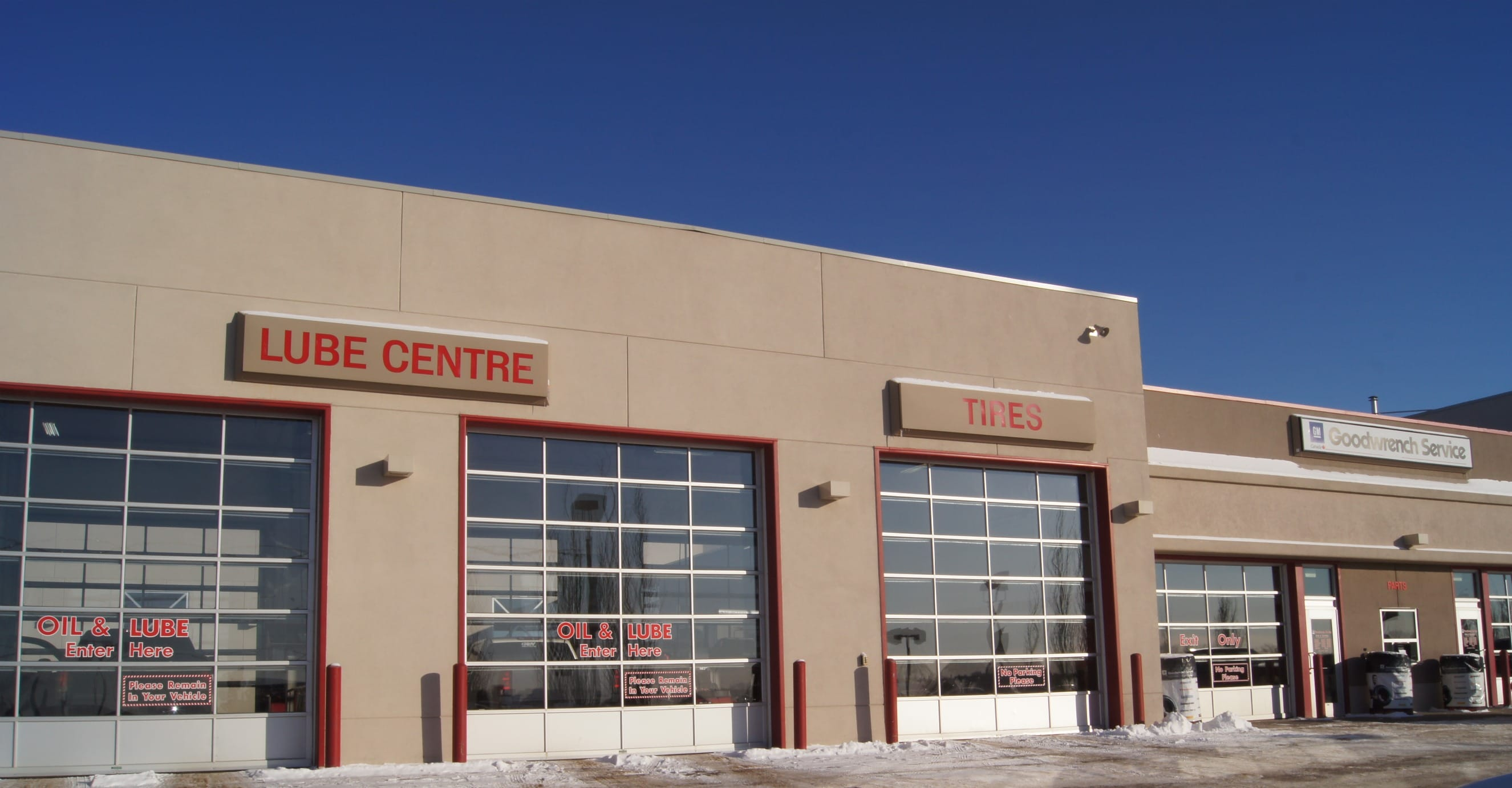 Our Lube Centre No Appointment Necessary Sherwood Buick Gmc