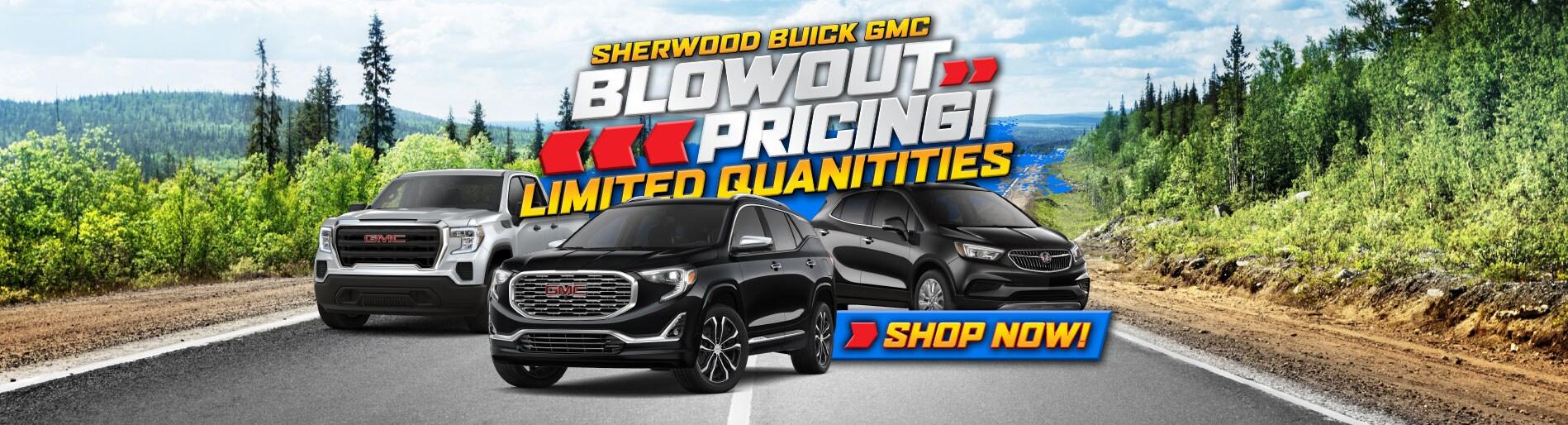 Sherwood Buick Gmc Car