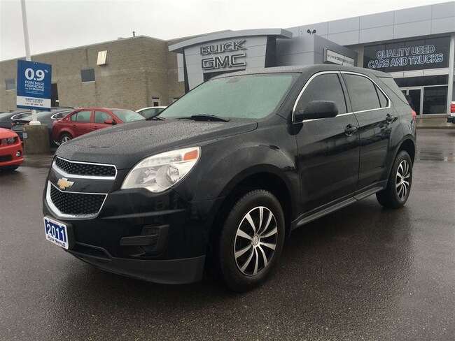 2011 Chevrolet Equinox LS FWD BLUETOOTH  --  CERTIFIED & ETESTED SUV