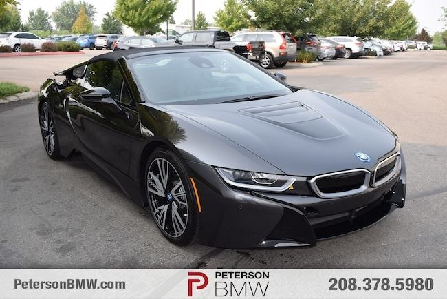 New 2019 Bmw I8 For Sale At Peterson Auto Group Vin Wby2z6c50kvb82976