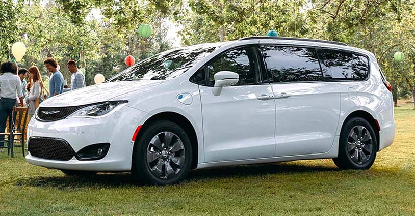 New 2020 Pacifica Peterson Chrysler Dodge Jeep Ram