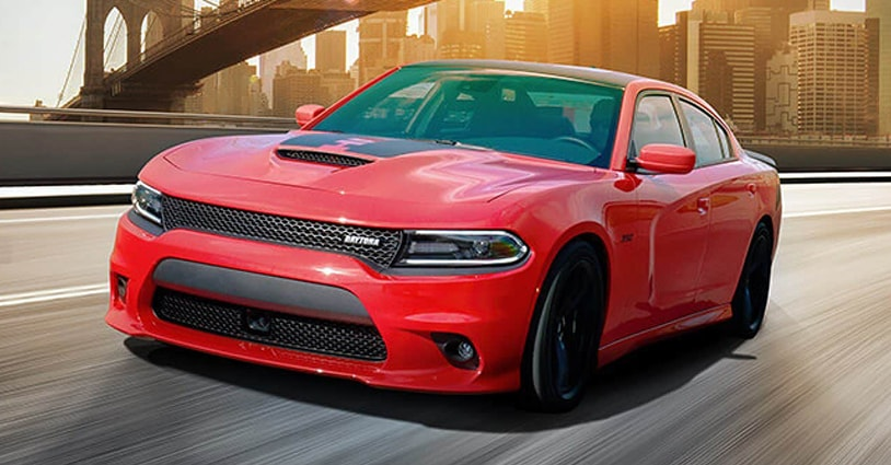New 2019 Dodge Charger Peterson CDJR