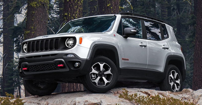 New 2020 Renegade Peterson Chrysler Dodge Jeep Ram