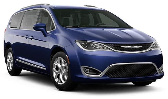 2020 Chrysler Pacifica 35th Anniversary Touring L