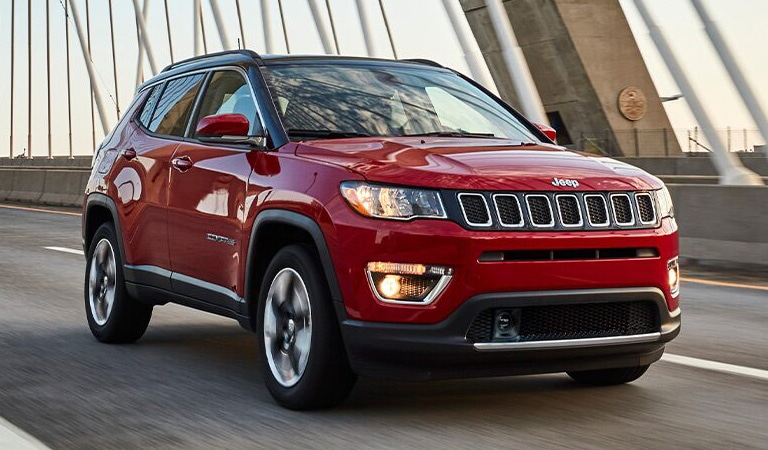 Lumberton NC New 2021 Jeep Compass