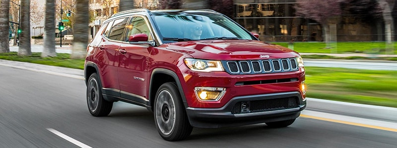 2021 Jeep Compass Lumberton North Carolina