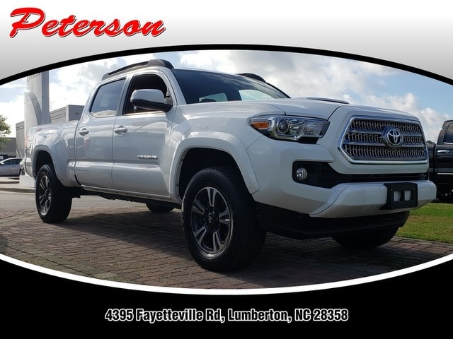 2017 Toyota Tacoma TRD Sport Double Cab 6 Bed V6 4x4 AT