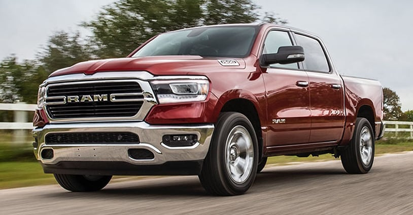 New 2020 Ram 1500 Peterson Chrysler Dodge Jeep Ram