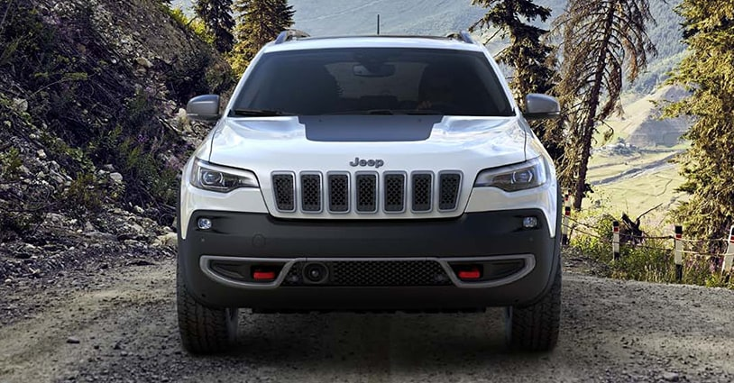 New 2019 Jeep Cherokee Peterson CDJR