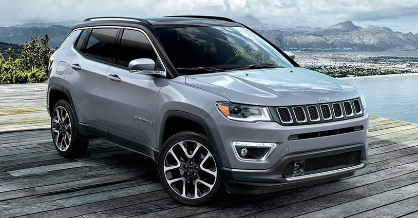 New 2019 Jeep Compass Peterson CDJR