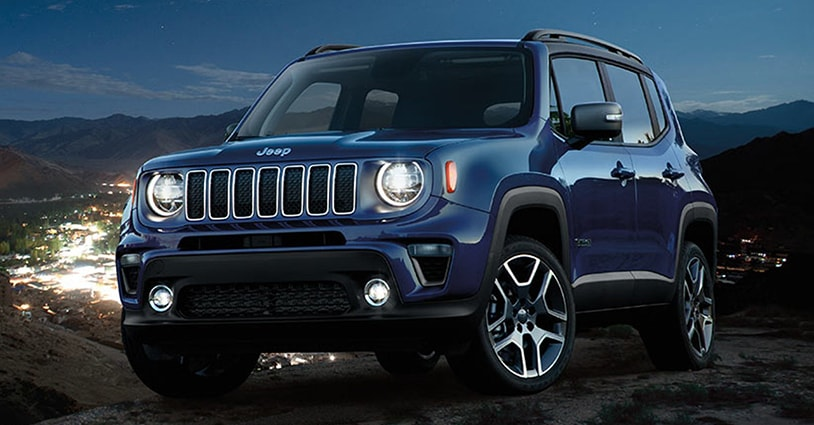 New 2019 Renegade Peterson Chrysler Dodge Jeep Ram