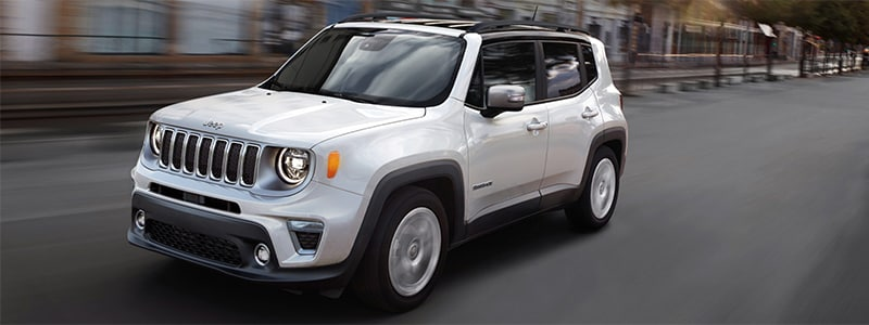 Lumberton North Carolina New 2020 Jeep Renegade