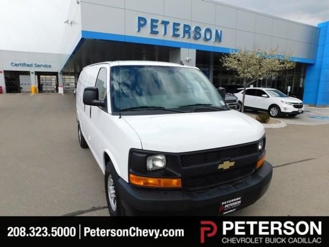 2017 Chevrolet Express 2500 Van Cargo Van