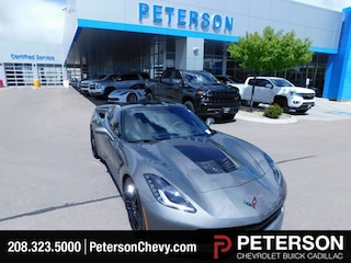 2016 Chevrolet Corvette LT Coupe