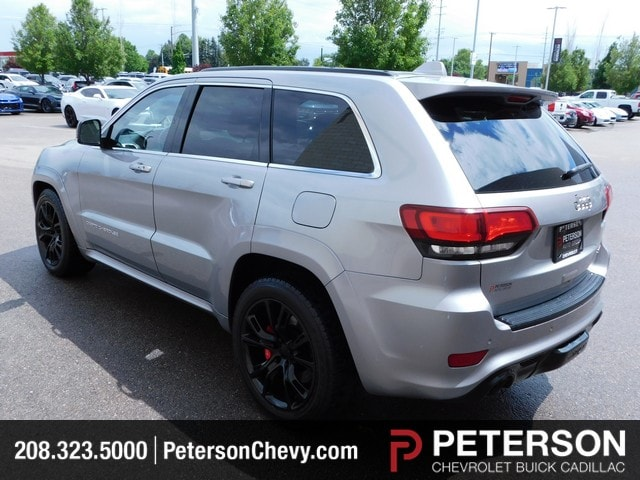 Used 2014 Jeep Grand Cherokee For Sale at Peterson Chevrolet