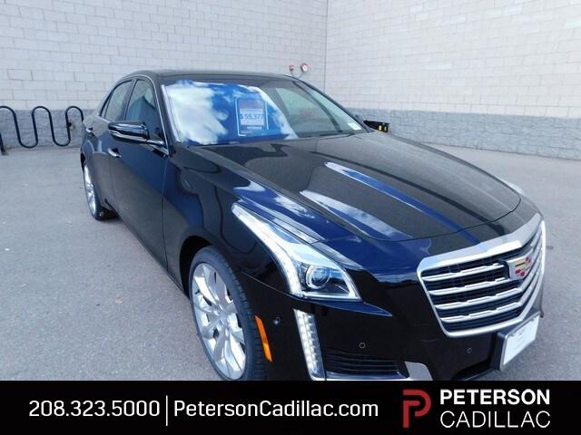 2018 Cadillac CTS 3.6L Premium Luxury Sedan