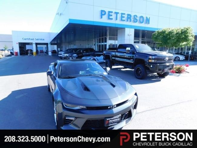 2017 Chevrolet Camaro SS Coupe