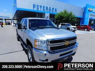 2012 Chevrolet Silverado 2500HD LT Truck Crew Cab