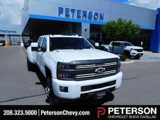 2016 Chevrolet Silverado 3500HD  High Country Truck Crew Cab