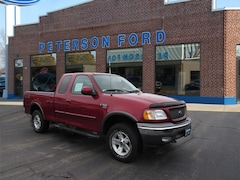 2003 Ford F-150 XLT Short Bed Extended Cab Truck