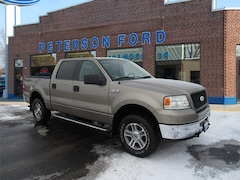 2006 Ford F-150 XLT Crew Cab Short Bed Truck